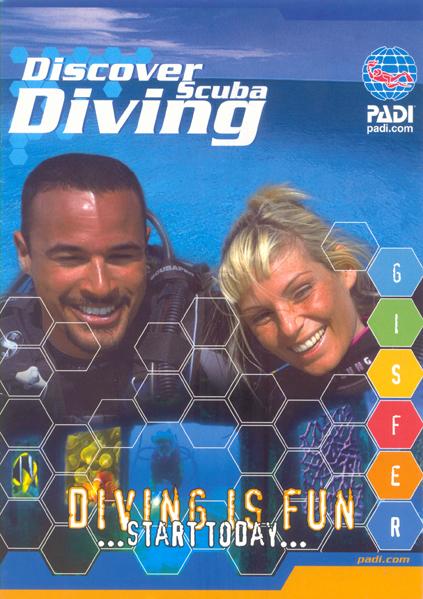 Discover Scuba Diving - открой