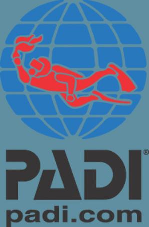 Эмблема PADI (ПАДИ)